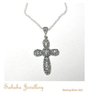 STERLING SILVER CROSS COLLECTION