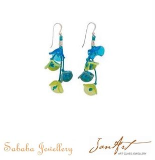 Purity Collection Earrings by JanArt